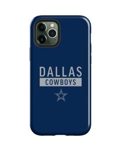 Dallas Cowboys Blue Performance Series iPhone 12 Pro Max Case