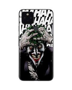 The Joker Insanity Google Pixel 4a 5G Skin