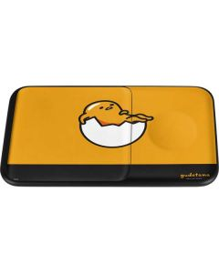 Gudetama Yellow Split Wireless Charger Duo Skin