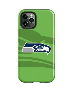 Seattle Seahawks Double Vision iPhone 12 Pro Max Case