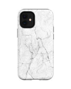 White Marble iPhone 12 Mini Case