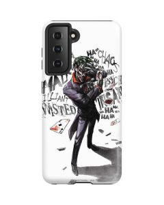 Brilliantly Twisted - The Joker Galaxy S21 5G Case