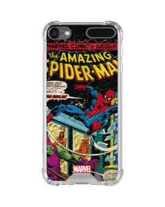 Marvel Comics Spiderman iPod Touch (5th-6th-7th Gen) Clear Case