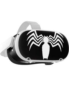 Venom Symbiote Symbol Oculus Quest 2 Skin