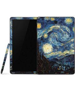van Gogh - The Starry Night Samsung Galaxy Tab Skin