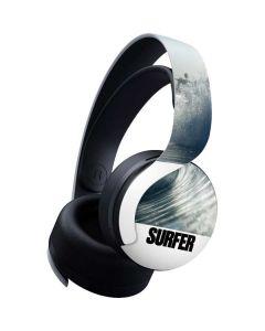 SURFER Magazine Barrel Wave PULSE 3D Wireless Headset for PS5 Skin