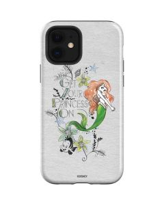 Ariel and Flounder iPhone 12 Case