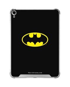 Batman Official Logo iPad Air 10.9in (2020) Clear Case