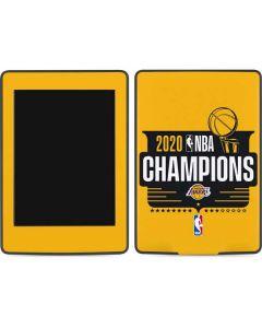 2020 NBA Champions Lakers Amazon Kindle Skin
