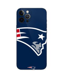 New England Patriots Large Logo iPhone 12 Pro Max Skin