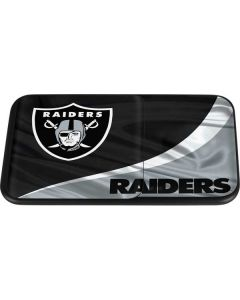 Las Vegas Raiders Wireless Charger Duo Skin