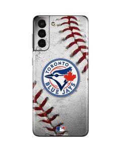 Toronto Blue Jays Game Ball Galaxy S21 Plus 5G Skin