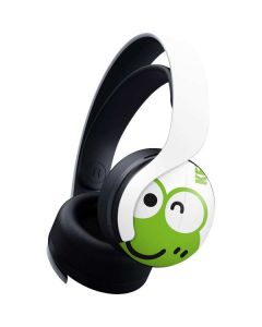 Keroppi Cropped Face PULSE 3D Wireless Headset for PS5 Skin