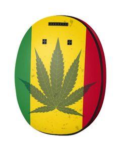 Marijuana Rasta Flag MED-EL Rondo 3 Skin