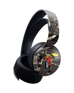 Robin Mixed Media PULSE 3D Wireless Headset for PS5 Skin