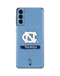 North Carolina Tar Heels Galaxy S21 Plus 5G Skin