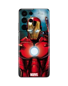 Ironman Galaxy S21 Ultra 5G Skin
