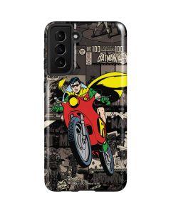 Robin Mixed Media Galaxy S21 Plus 5G Case