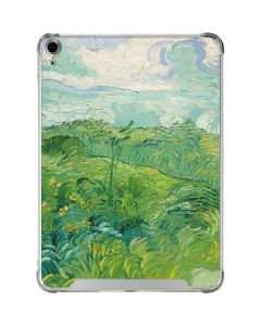 Green Wheat Fields by Vincent van Gogh iPad Air 10.9in (2020) Clear Case