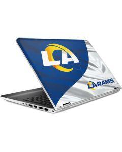 Los Angeles Rams Flag HP Pavilion Skin
