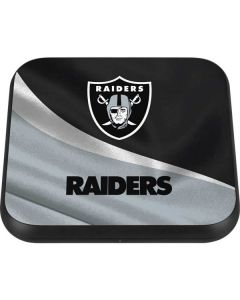 Las Vegas Raiders Wireless Charger Single Skin