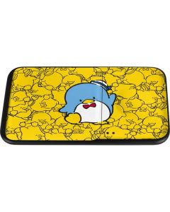 Tuxedosam Yellow Cluster Wireless Charger Duo Skin
