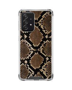 Serpent Galaxy A52 5G Clear Case