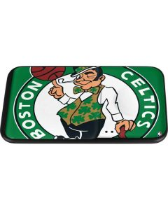 Boston Celtics Large Logo Wireless Charger Duo Skin