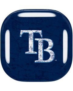 Tampa Bay Rays - Solid Distressed Galaxy Buds Live Skin