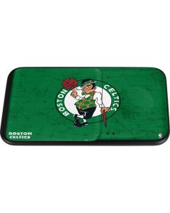 Boston Celtics Green Primary Logo Wireless Charger Duo Skin