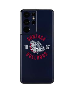 Gonzaga Bulldogs 1887 Galaxy S21 Ultra 5G Skin