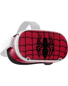 Spider-Man Chest Logo Oculus Quest 2 Skin