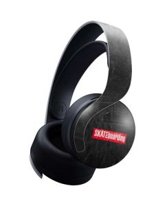 TransWorld SKATEboarding Magazine Chalkboard PULSE 3D Wireless Headset for PS5 Skin