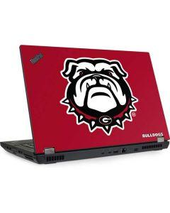 Bulldogs Logo Lenovo ThinkPad Skin