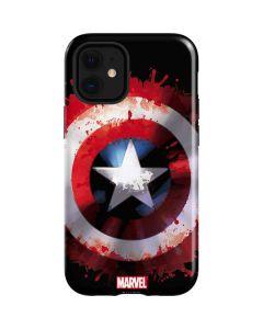 Captain America Shield iPhone 12 Mini Case