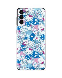 Hello Sanrio Blue Blast Galaxy S21 Plus 5G Skin