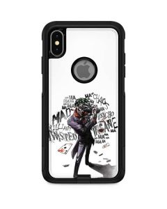Brilliantly Twisted - The Joker Otterbox Commuter iPhone Skin