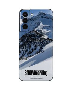 TransWorld SNOWboarding Galaxy S21 5G Skin