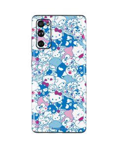 Hello Sanrio Blue Blast Galaxy S20 Fan Edition Skin