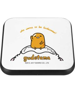 Who Wants To Be Gudetama Wireless Charger Single Skin
