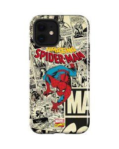 Amazing Spider-Man Comic iPhone 12 Case