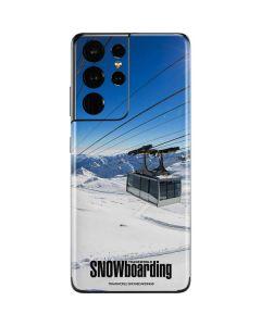 TransWorld SNOWboarding Lift Galaxy S21 Ultra 5G Skin