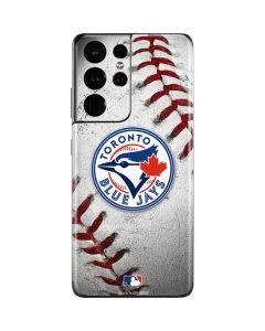 Toronto Blue Jays Game Ball Galaxy S21 Ultra 5G Skin