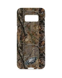 Philadelphia Eagles Realtree AP Camo Galaxy S8 Plus Lite Case