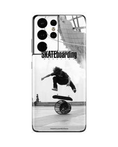 TransWorld SKATEboarding Black and White Galaxy S21 Ultra 5G Skin
