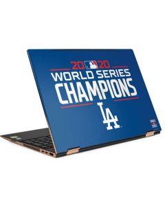 2020 World Series Champions LA Dodgers HP Spectre Skin