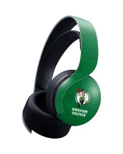 Boston Celtics Green Primary Logo PULSE 3D Wireless Headset for PS5 Skin