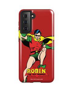 Robin Portrait Galaxy S21 5G Case