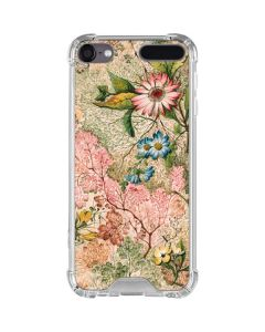 Marbled Paper iPod Touch (5th-6th-7th Gen) Clear Case