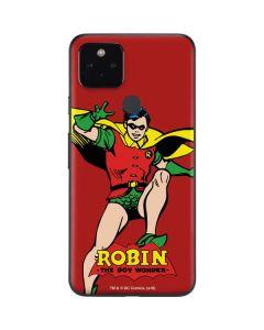 Robin Portrait Google Pixel 4a 5G Skin